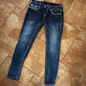 Vigoss The Chelsea Skinny Jeans (W27-L 30)